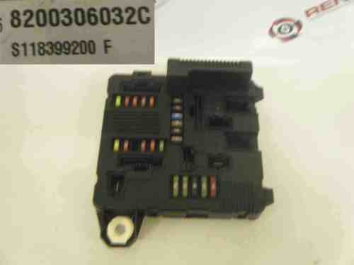small resolution of renault megane scenic 2003 2008 fuse box relay bcm 8200306032 store renault breakers used renault car parts spares specialist