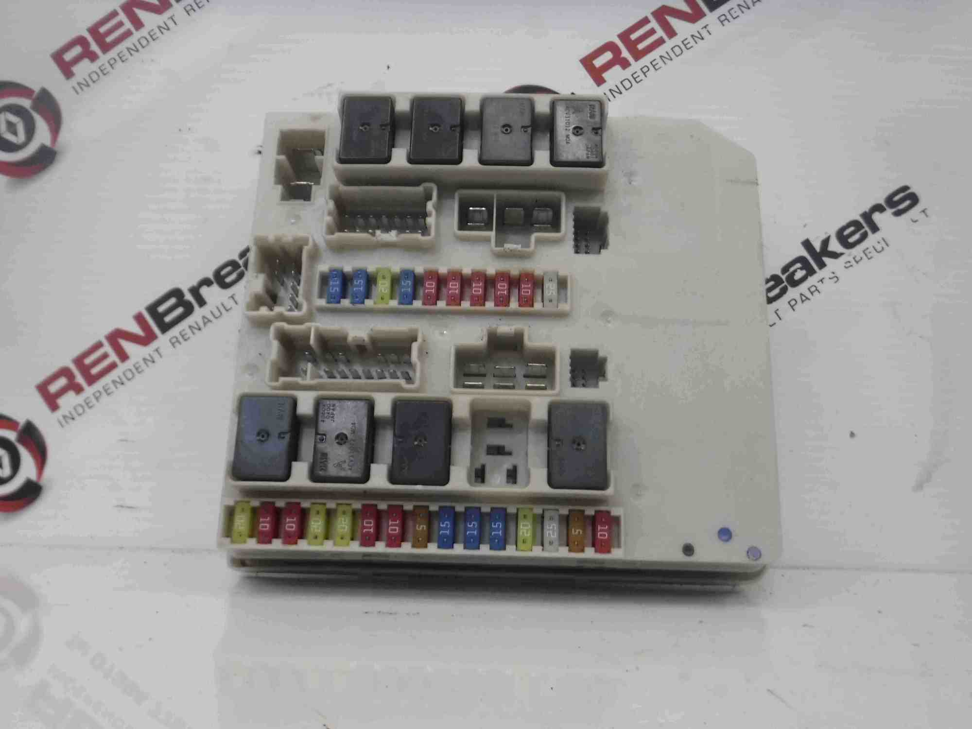 hight resolution of renault modus 2004 2008 engine fuse box upc unit 233293g store renault breakers used renault car parts spares specialist