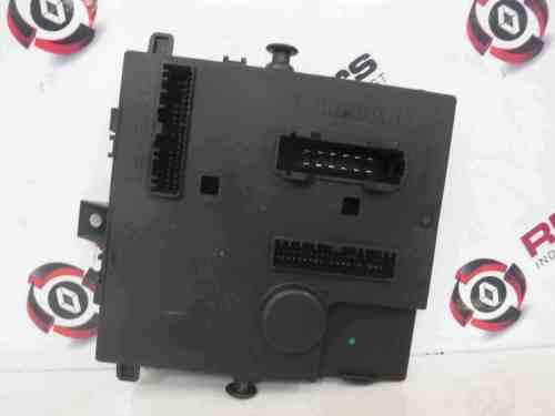 small resolution of renault twingo 2007 2011 fuse box uch bcm control unit 8200836533