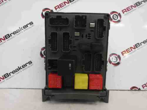 small resolution of details about renault vel satis 2002 2005 interior fuse box dashboard relay computer