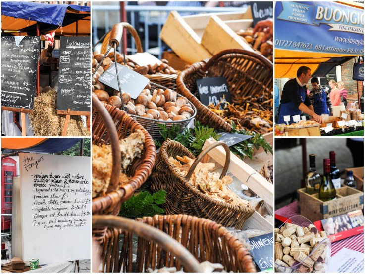 St Albans Food Festival 2012