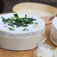 Formaggio e Miele, Burrata and a Baked Camembert