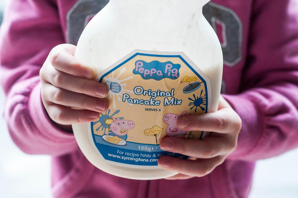 Peppa Pix Pancake Mix