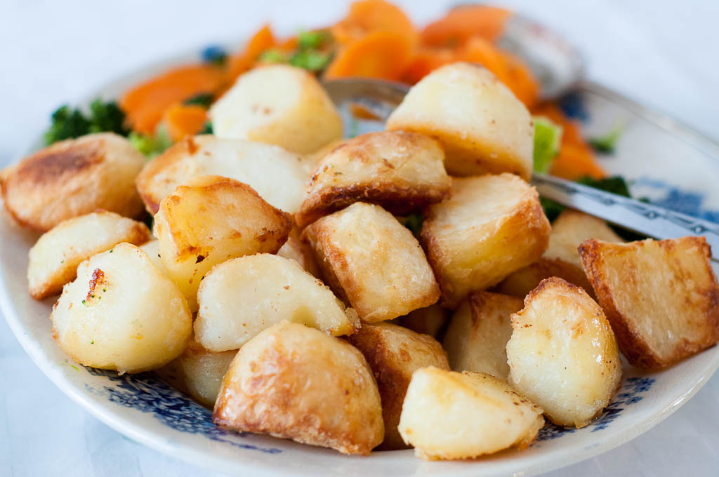 Lurpak Cooking Liquid Roast Potatoes