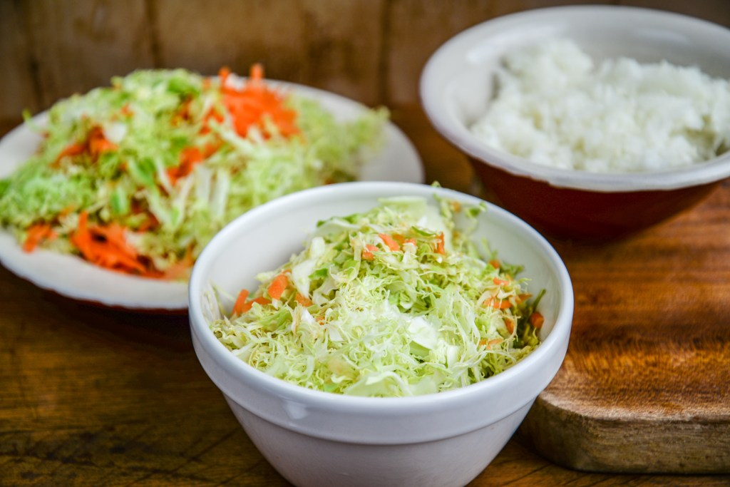Kitchen Wizz Pro Shredded Cabbage