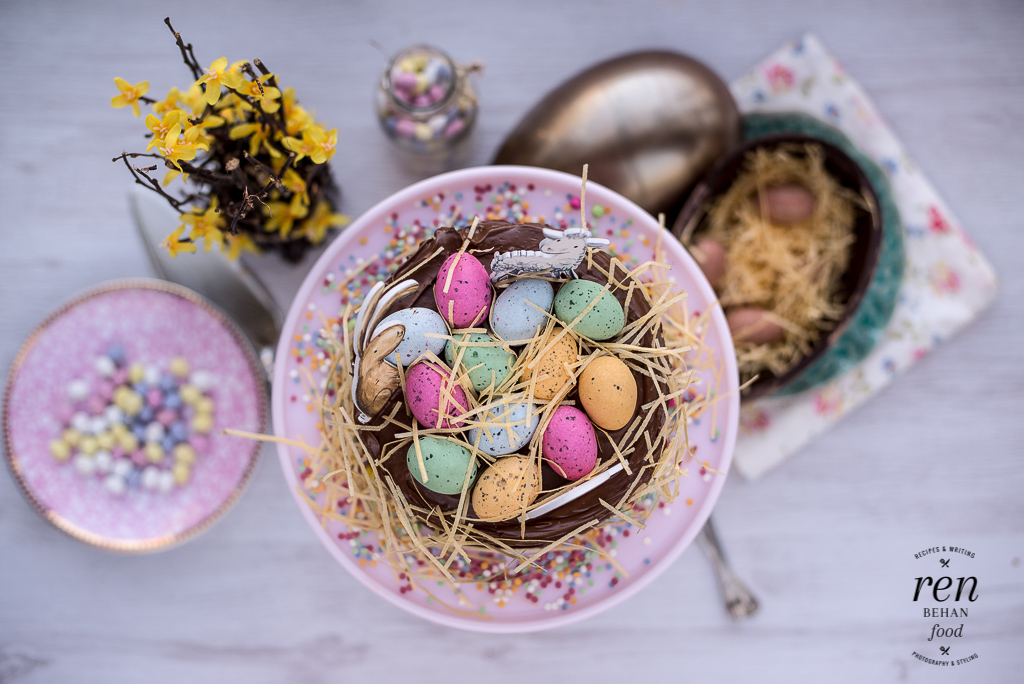 Easter Chooclate Cake