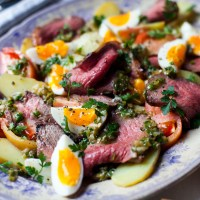 French-Style Irish Beef Salad by Bord Bia
