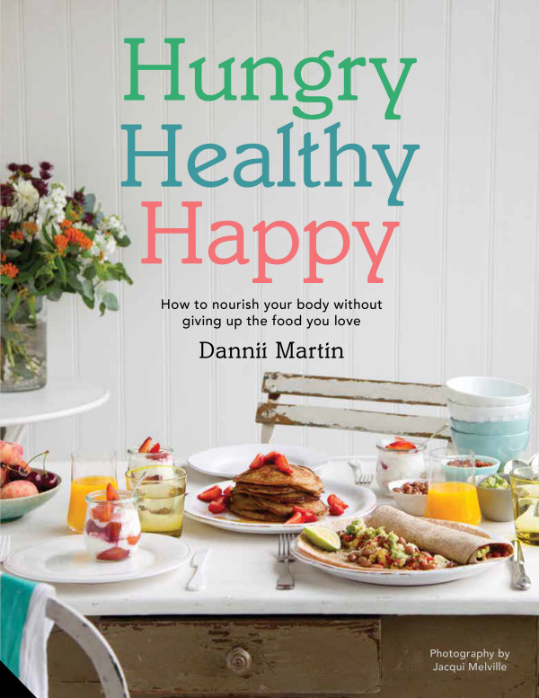 Hungry Healthy Happy Dannii Martin