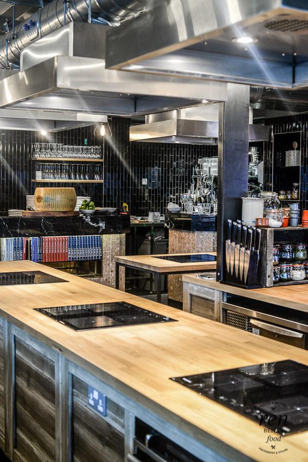 Jamie Oliver Cookery School