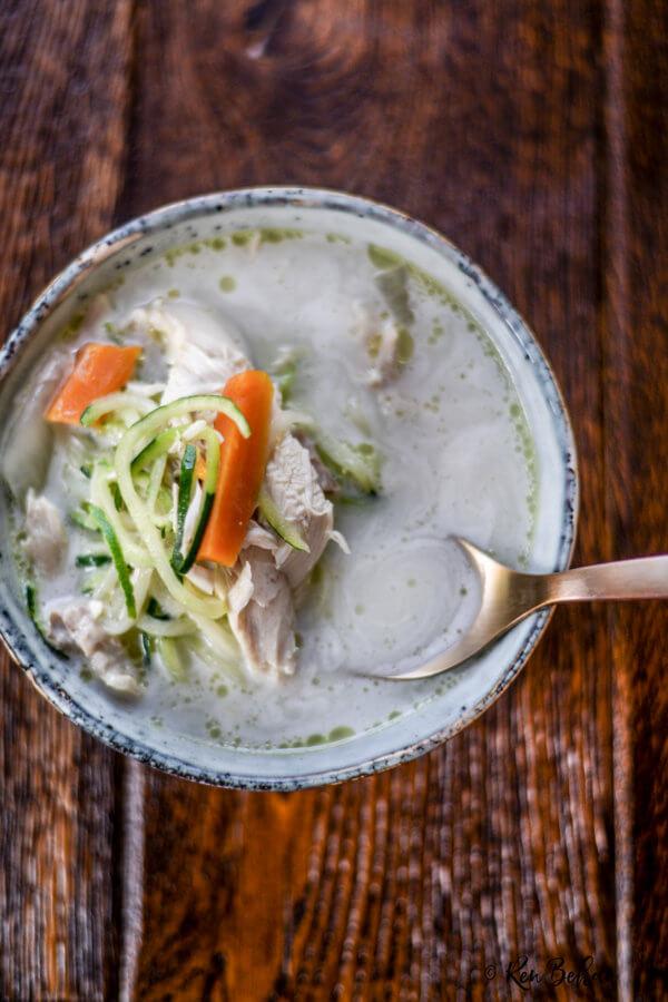 coconut-courgetti-chicken-soup