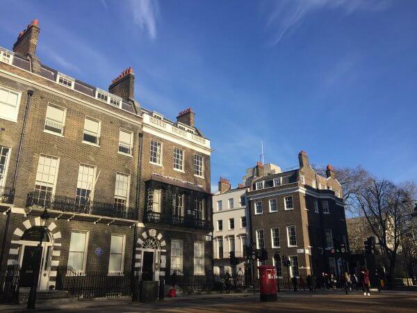 Bloomsbury London