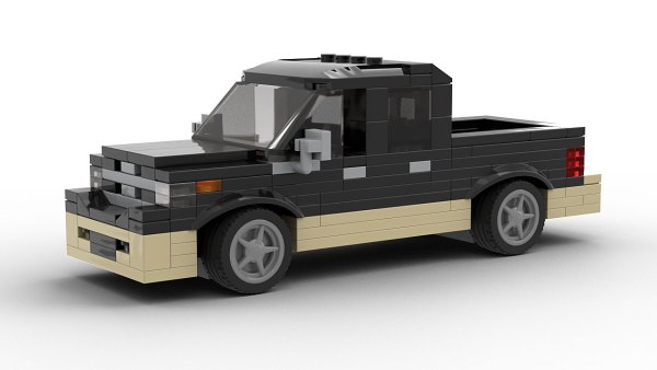 LEGO Dodge Ram 1500 Model