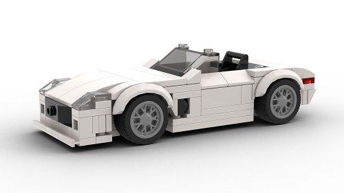 LEGO LEGO Mercedes-Benz SLS AMG Roadster Model