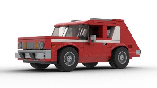 LEGO AMC Gremlin Model