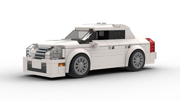 LEGO Cadillac STS model