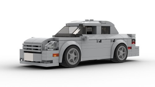LEGO Cadillac Catera model