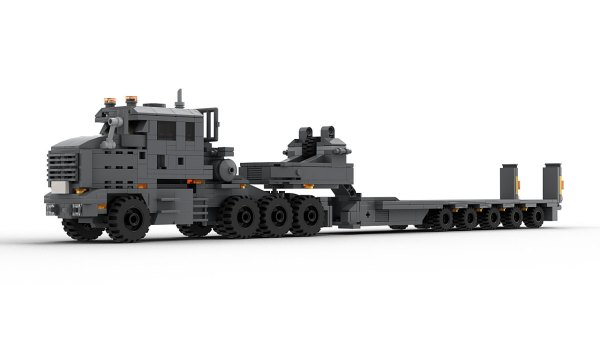 LEGO Oshkosh M1070F model