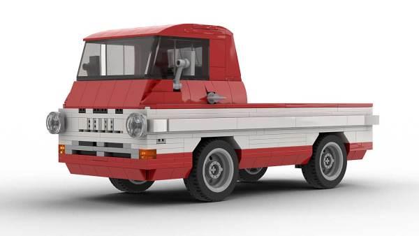 LEGO Dodge A100 Pickup model image