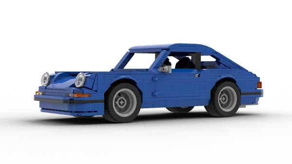 LEGO Porsche 911 Classic model