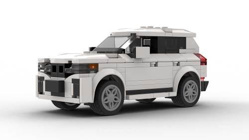 LEGO BMW X1 model