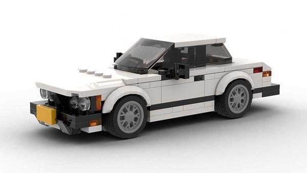 LEGO BMW E21 US model