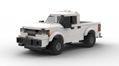 LEGO Chevrolet Colorado 2021 Model
