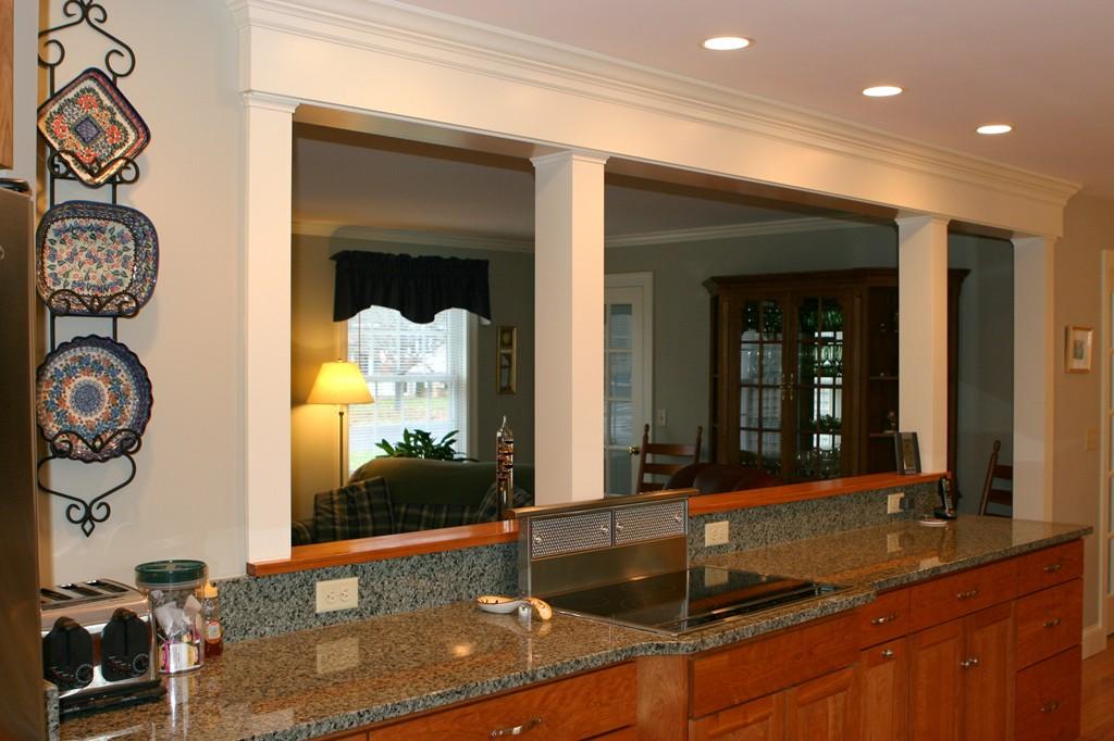 remodel kitchen cabinets farm tables custom kitchen, south deerfield, ma | renaissance builders