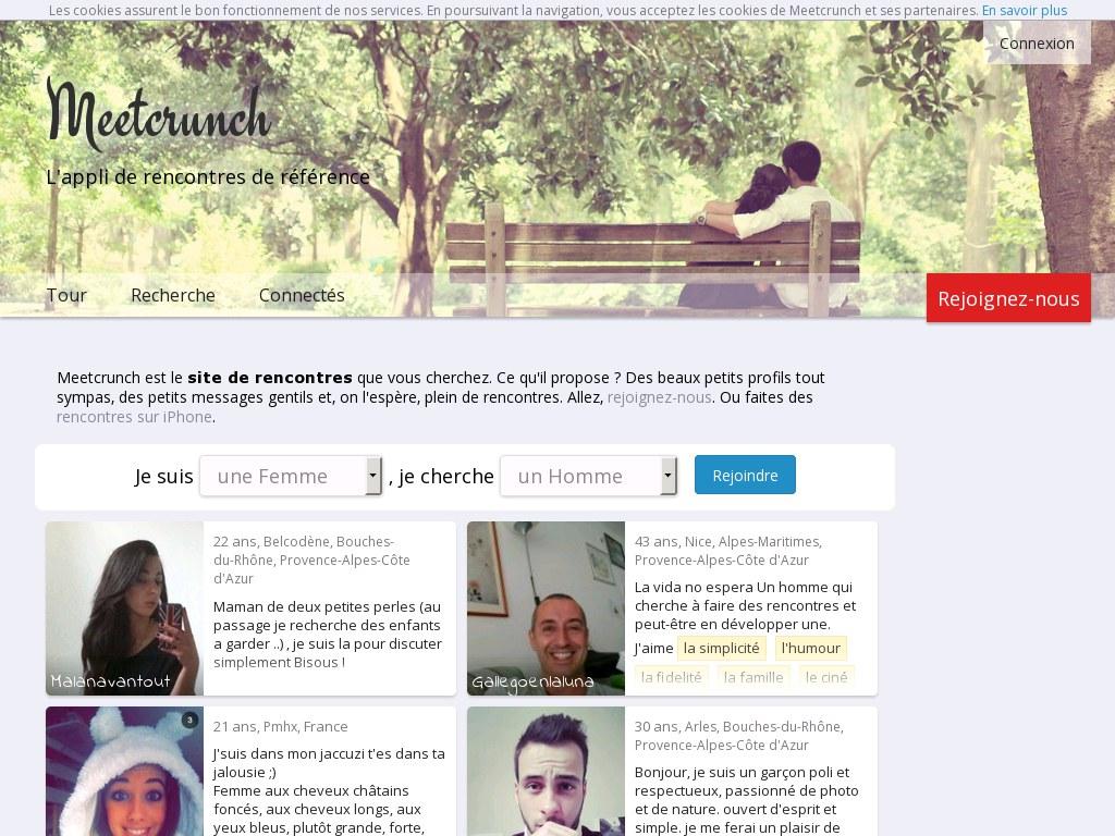 MeetCrunch – Test, Avis, Infos et Tarifs