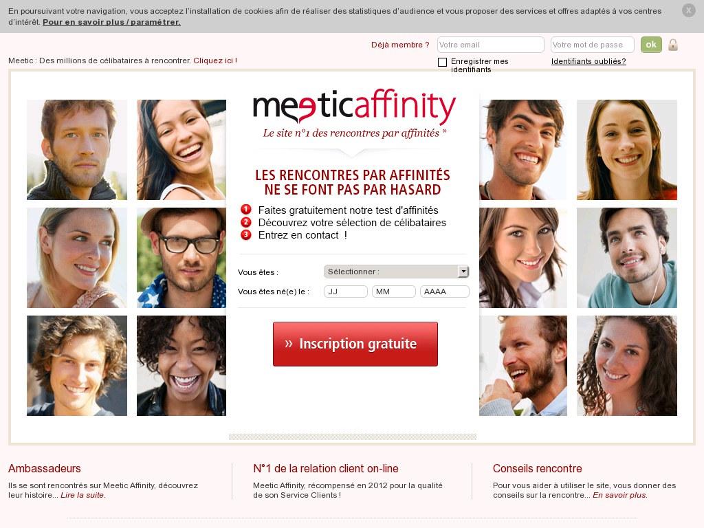 site de rencontre meetic affinity gratuit site de rencontre pour kabyle