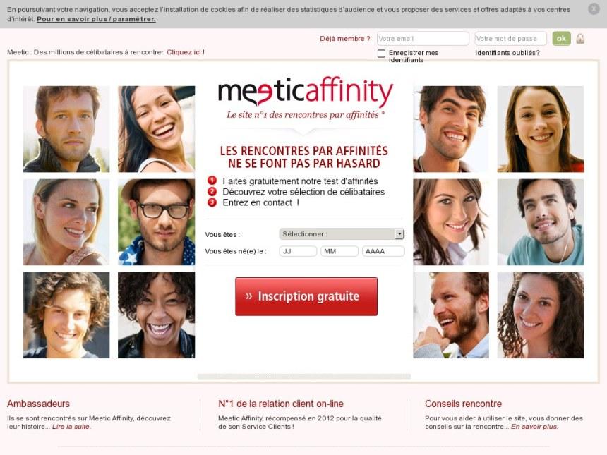 MeeticAffinity - Test, Avis, Infos et Tarifs
