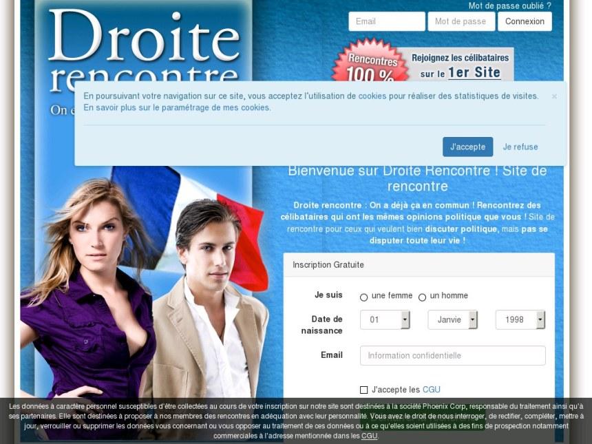 Droite-Rencontre - Test & Avis