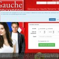 Gauche-Rencontre - Test & Avis
