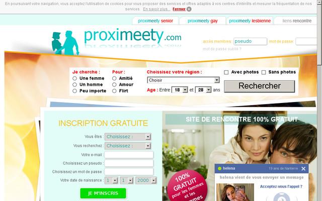ProxiMeety - Test, Avis, Infos et Tarifs