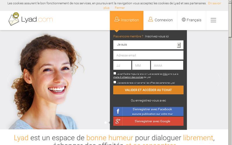 Avis Lyad : Le site de rencontre sous forme d'un réseau social – Test et Tarif