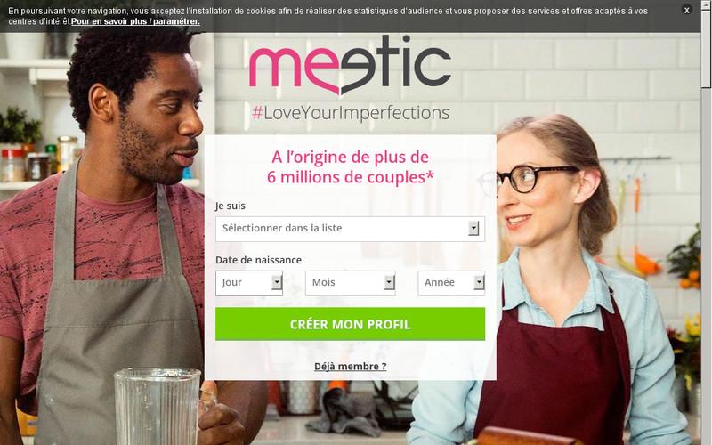 Meetic gratuit pour les femmes : doivent-elles payer pour l'utiliser ?