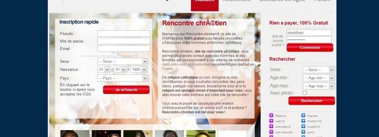 Rencontre-Chretien - Test, Avis et Prix