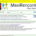MaxiRencontre - Test, avis, infos et tarifs
