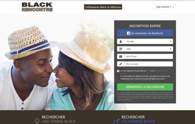 Black Rencontre - Test, avis, infos et tarifs