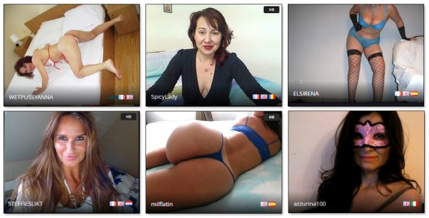 webcam-mature