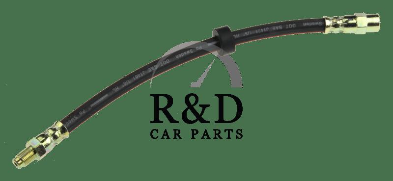 Brake Hose, Rear, LH/RH Volvo S80/V70/S60/XC70, 30665462
