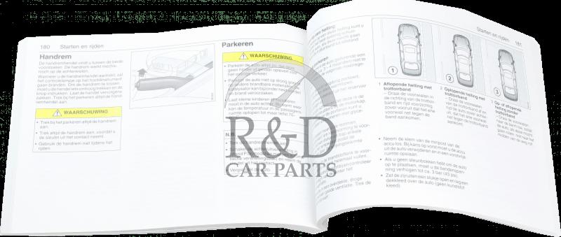 Manual Saab 9-5 2001, 418541