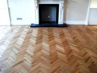 Adding floor flare to your new wood floor installation ...