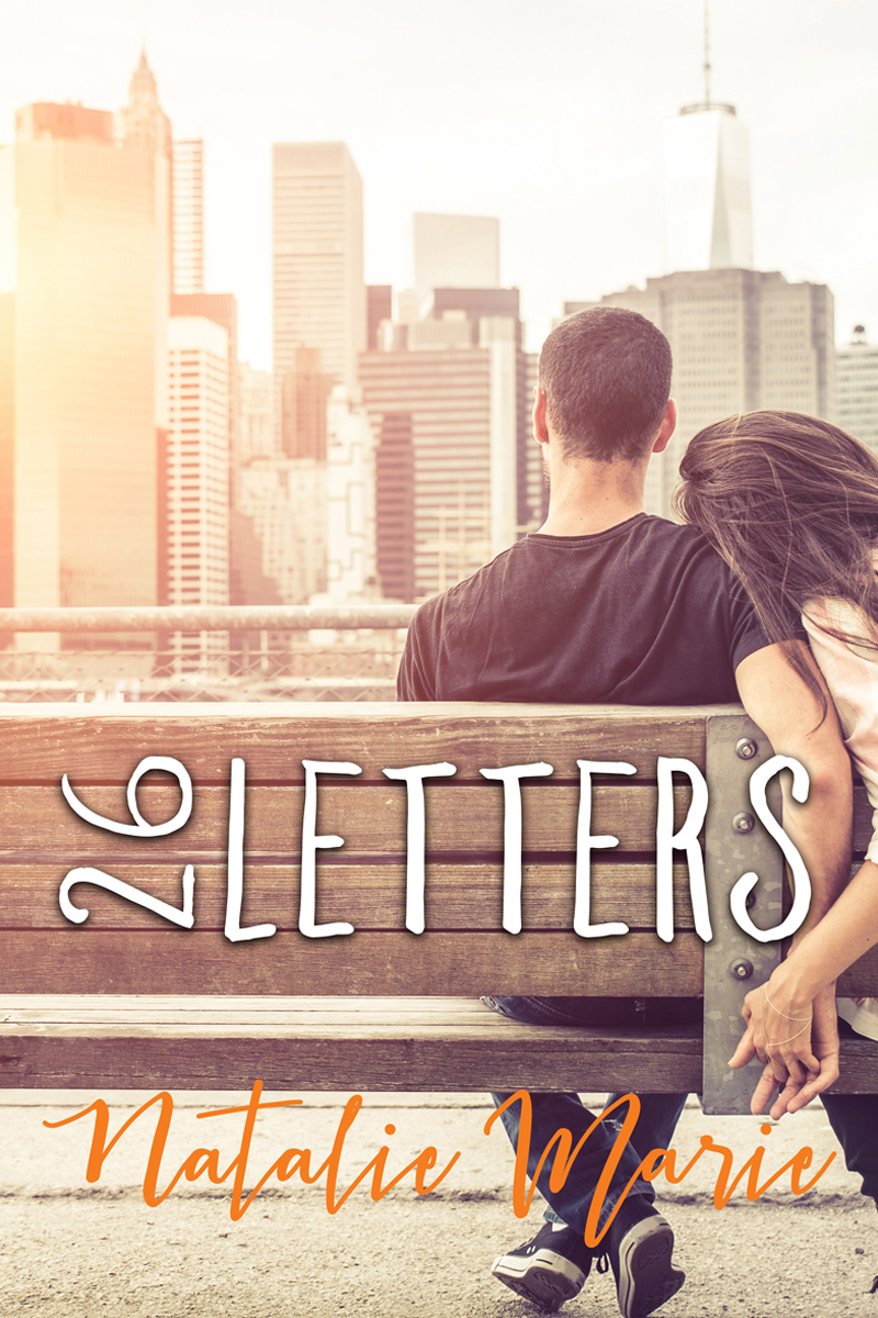 26 Letters by Natalie Marie | Cover Design by Render Compose