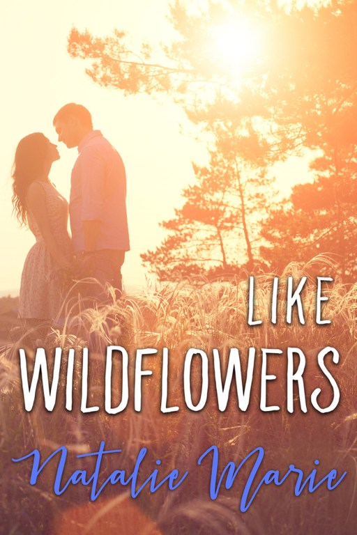 Like Wildflowers by Natalie Marie | Cover Design by Render Compose