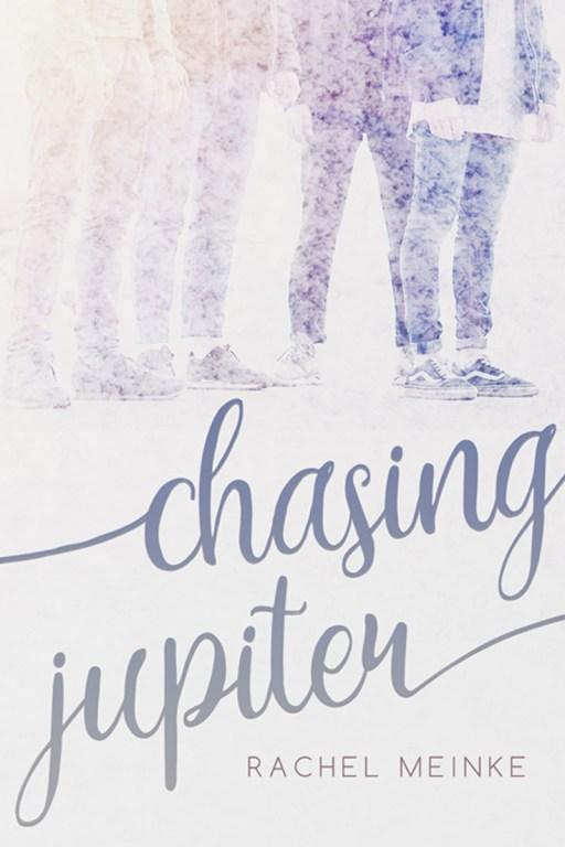 Chasing Jupiter by Rachel Meinke   Cover Design by Render Compose
