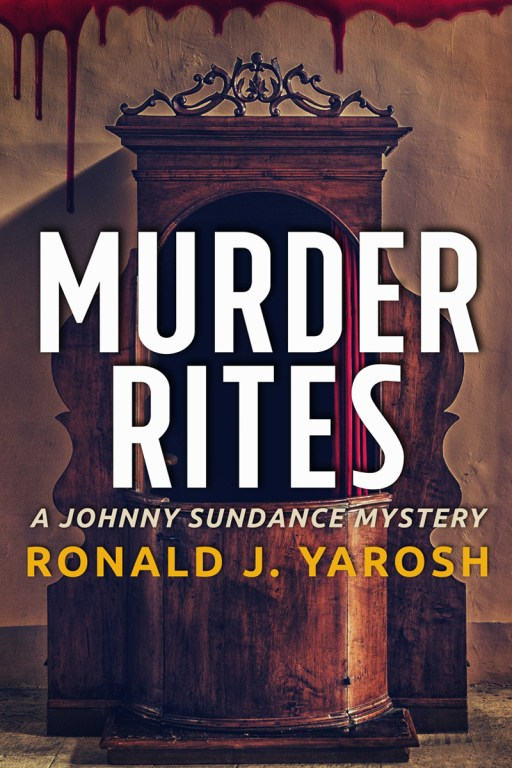 Murder Rites by Ronald J. Yarosh | Cover Design by Render Compose