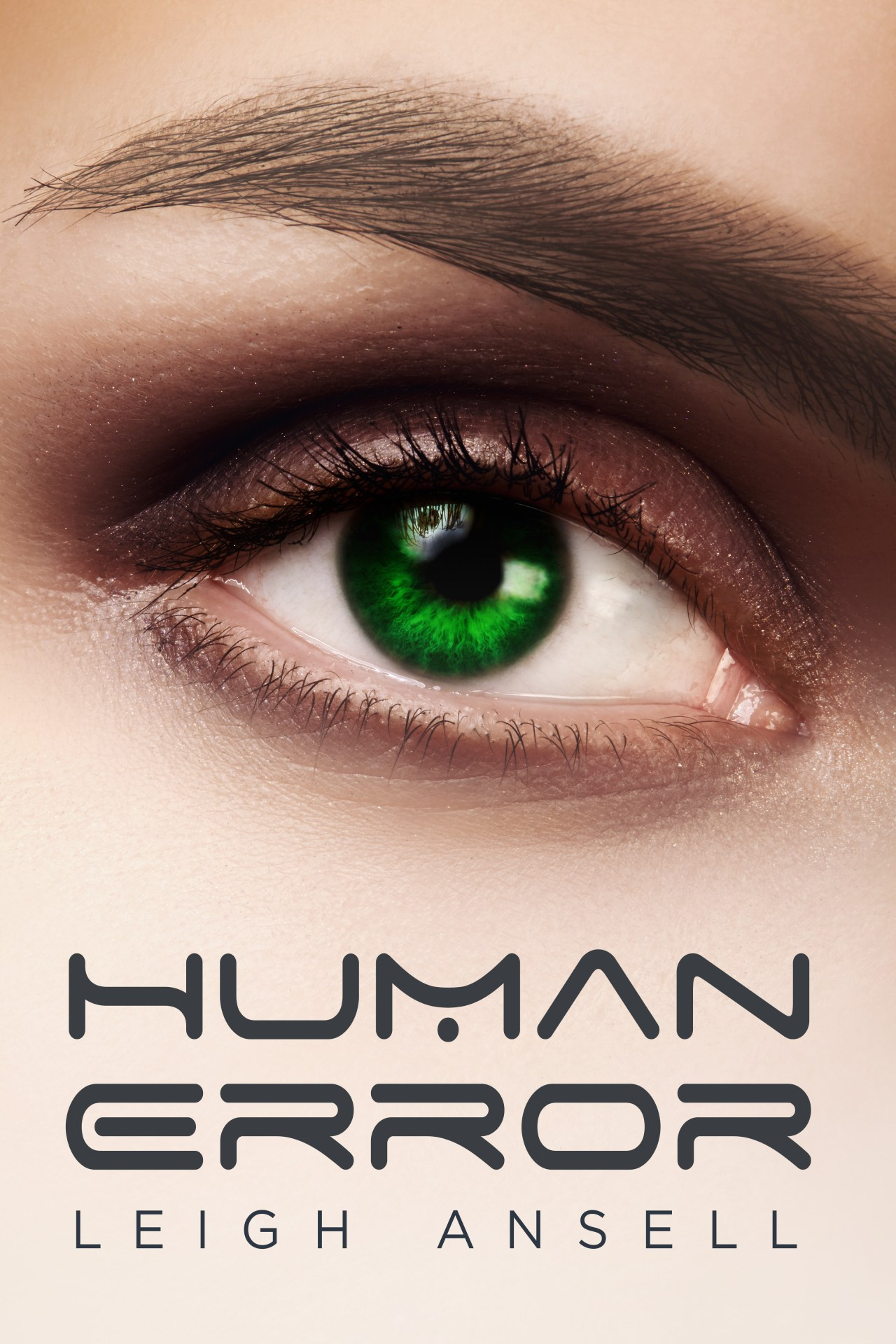Human Error by Leigh Ansell | Cover Design by Render Compose