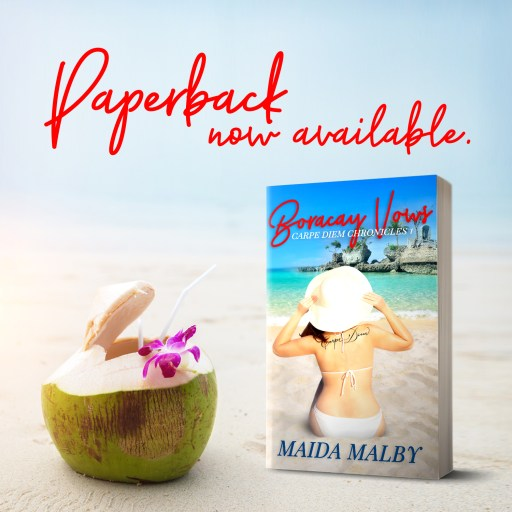 Boracay Vows by Maida Malby | Designed by Render Compose