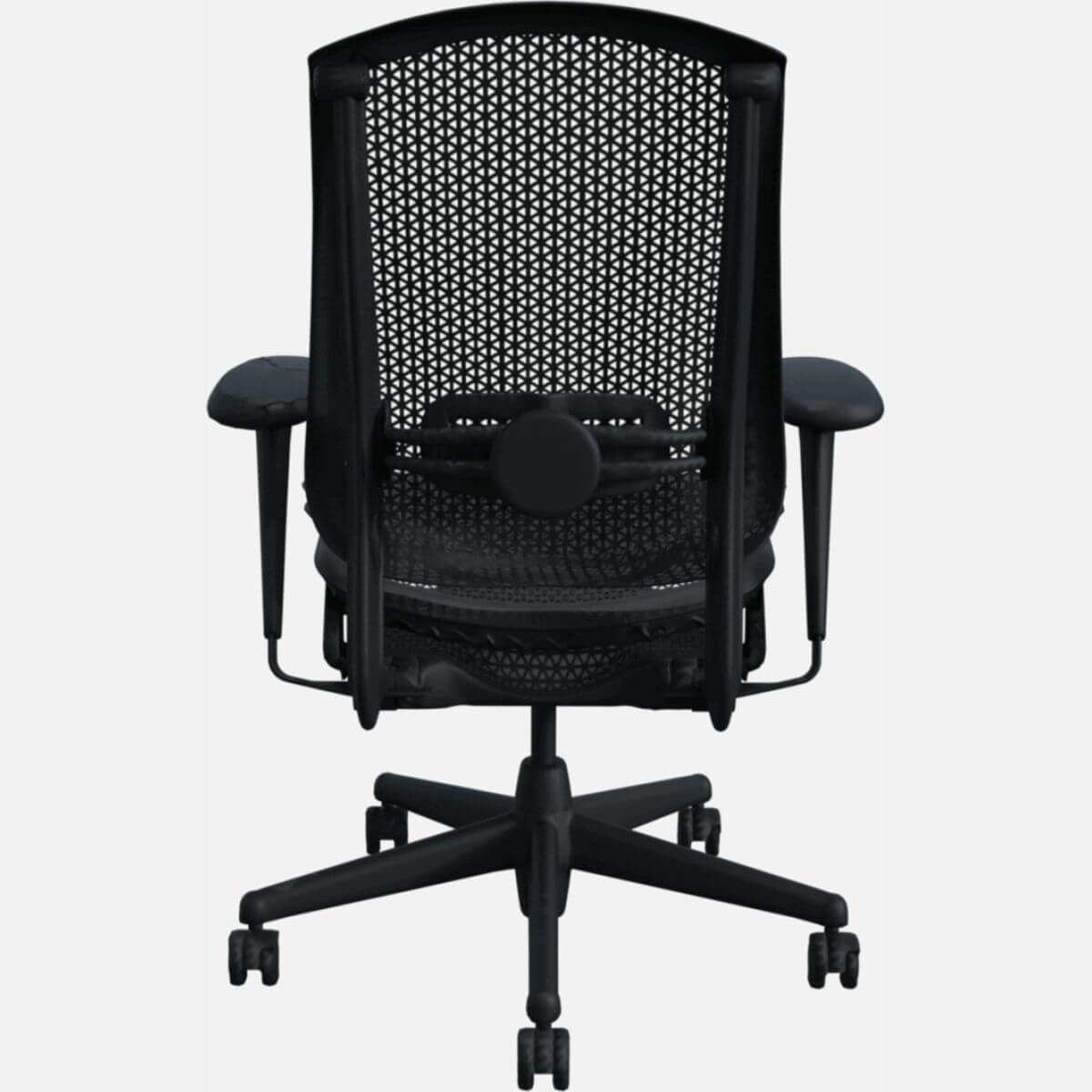 herman miller celle chair revolving in hindi free 3d model