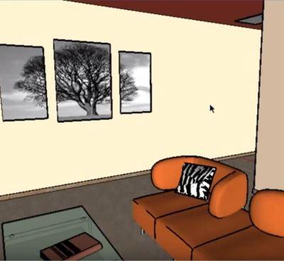 Interior Design Before